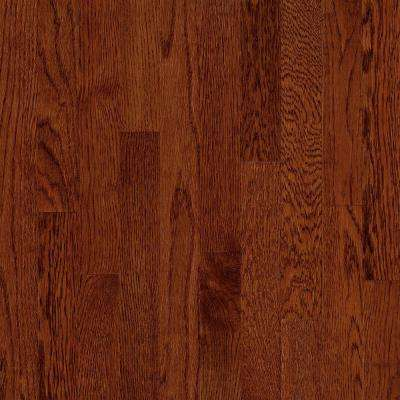 Take Home Sample - Natural Reflections Oak Cherry Solid Hardwood Flooring - 5 in. x 7 in.
