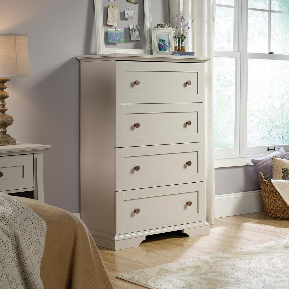 New Grange 4-Drawer Cobblestone Chest