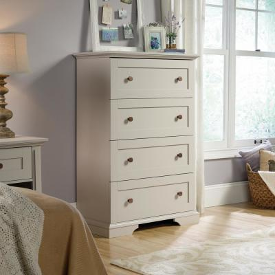 New Grange 4-Drawer Cobblestone Chest