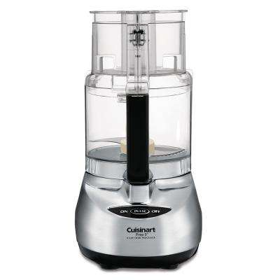 Prep 9, 9-Cup Stainless Food Processor