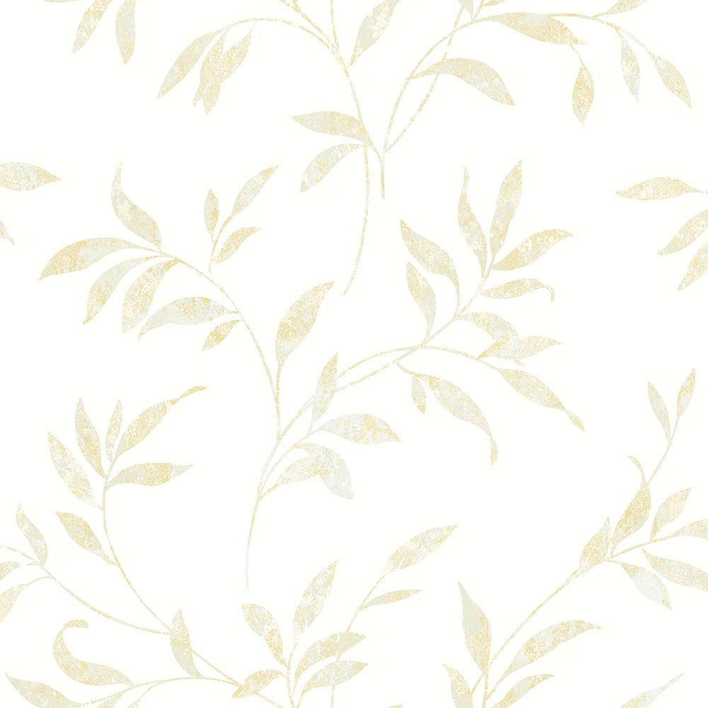 Sanibel Cream Trail Cream Wallpaper Sample