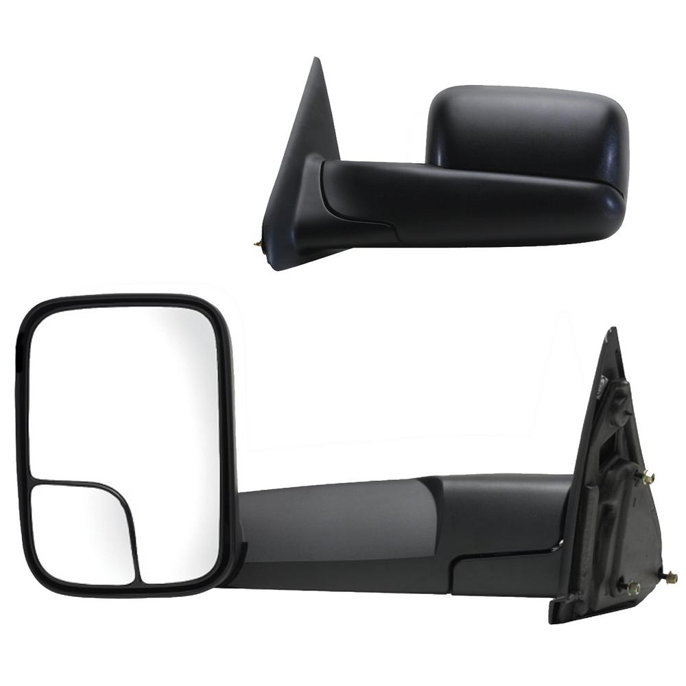 Fit System 99014 Dodge Driver//Passenger Side Replacement Mirror Glass