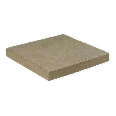 17-1/2 in. x 17-1/2 in. x 2-1/2 in. Stone Fence Column Footer