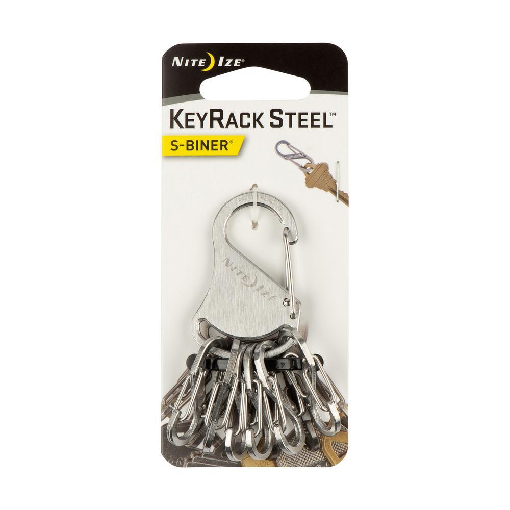 S-Biner KeyRack Steel - Stainless