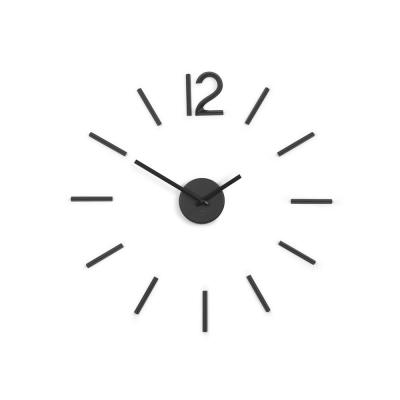 Blink Clock Black