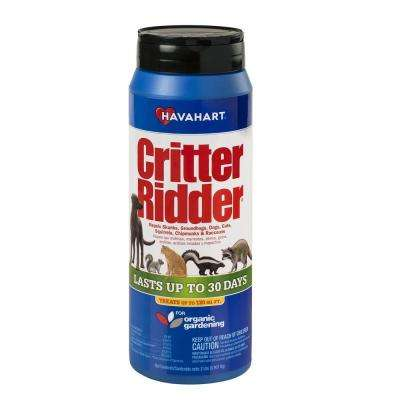2 lb. Critter Ridder Animal Repellent Granules
