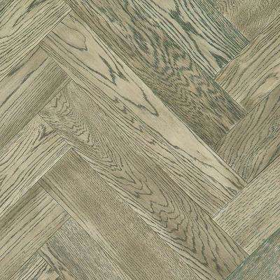 Rodeo Drive Coach 1/2 in. T x 5 in. W x 24 in. Length Engineered Hardwood Flooring (27.90 sq. ft. / case)