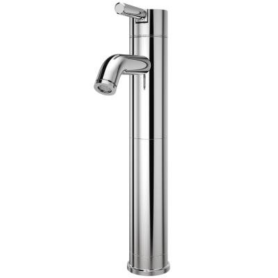 Contempra Single Hole Single-Handle Vessel Bathroom Faucet
