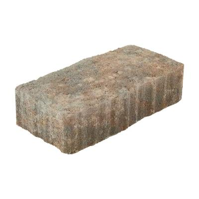 Clayton 7 in. L x 3.5 in. W x 1.77 in. H Winter Blend Concrete Paver (840-Pieces/142.8 sq. ft./Pallet)