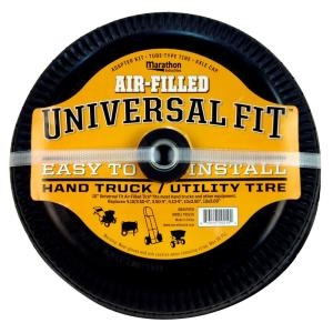 10.5 in. Pneumatic Universal Hand Truck Wheels