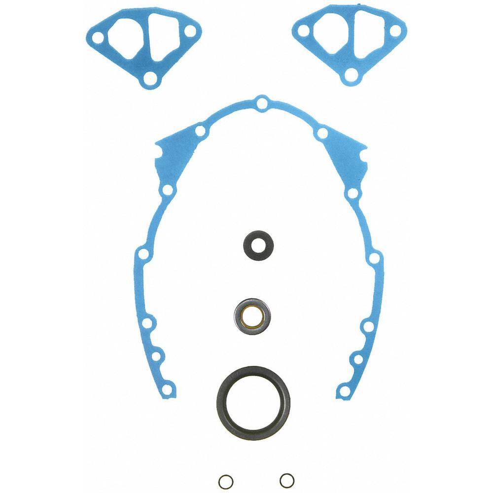 Engine Timing Cover Gasket Set Fel-Pro TCS 45867