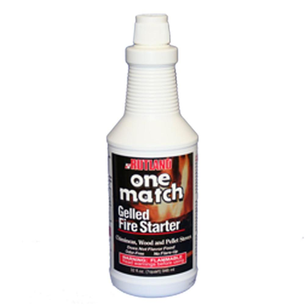 Rutland 32 fl. oz. Gelled Fire Starter