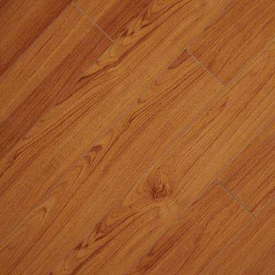 High Gloss Laminate Wood Flooring Laminate Flooring The Home Depot