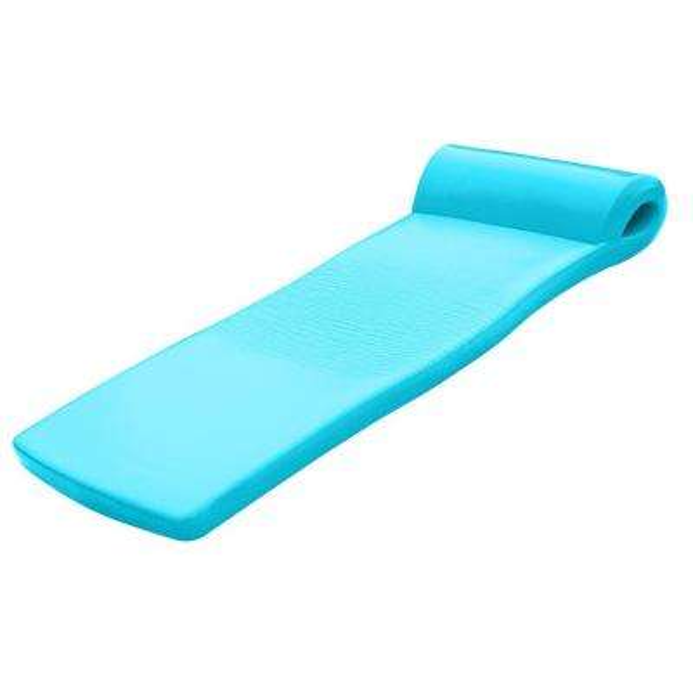 Ultimate Foam Mattress Teal Pool Float