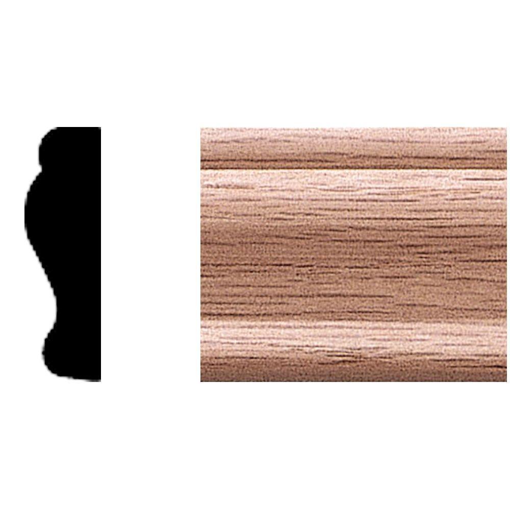 Royal Mouldings 5947 3/8 In. X 1-1/4 In. X 7 Ft. PVC