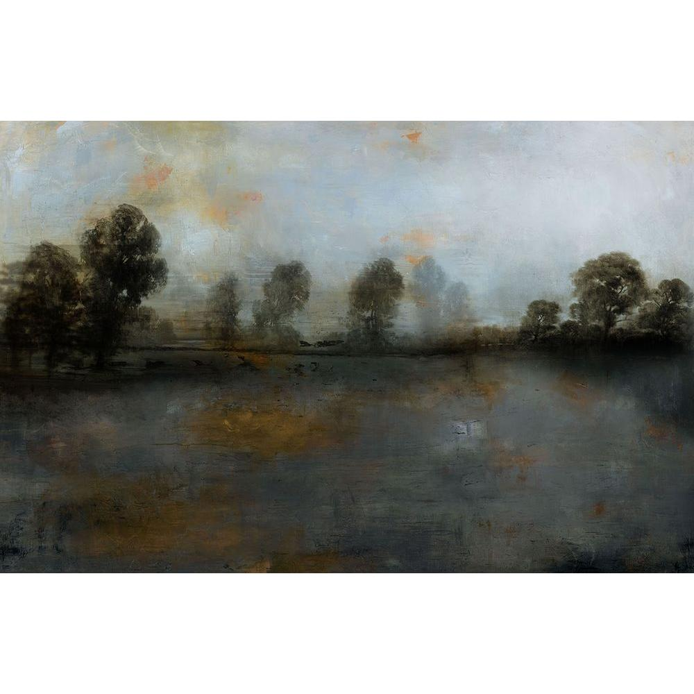 """24 in. x 37 in. """"Upstream"""" by Austin Beiv Gallery Wrapped"""