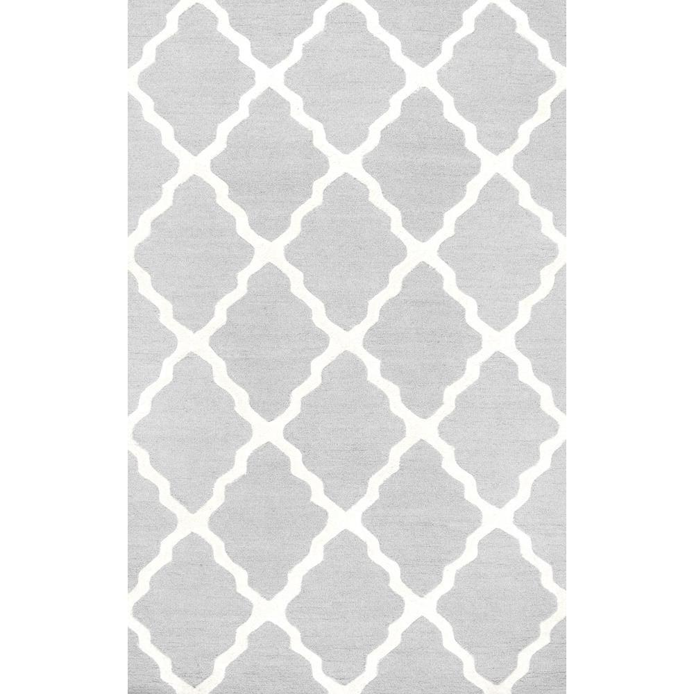 This Review Is From Trellis Light Grey 8 Ft X 10 Area Rug