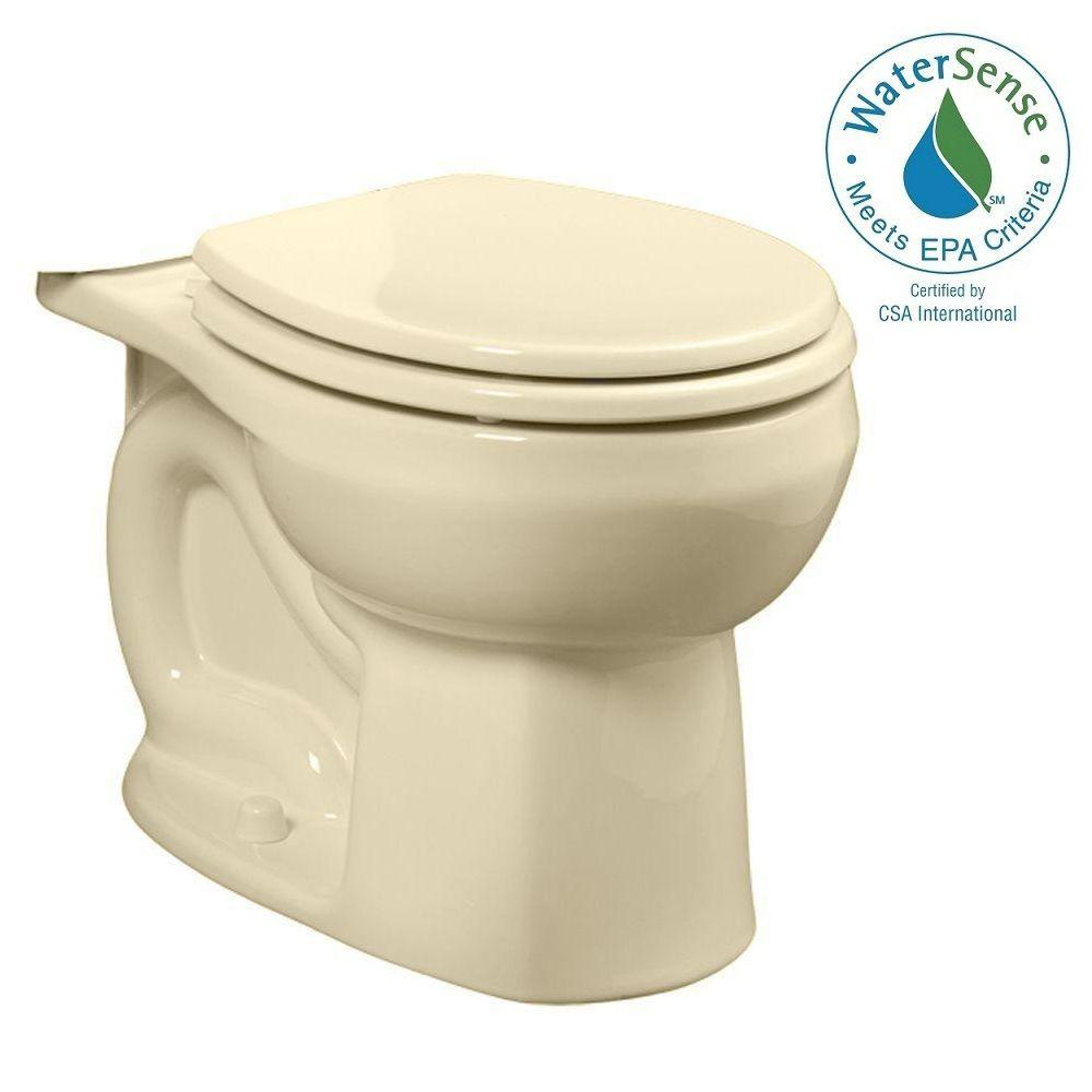 Colony Universal 1.28 or 1.6 GPF Round Front Toilet Bowl Only