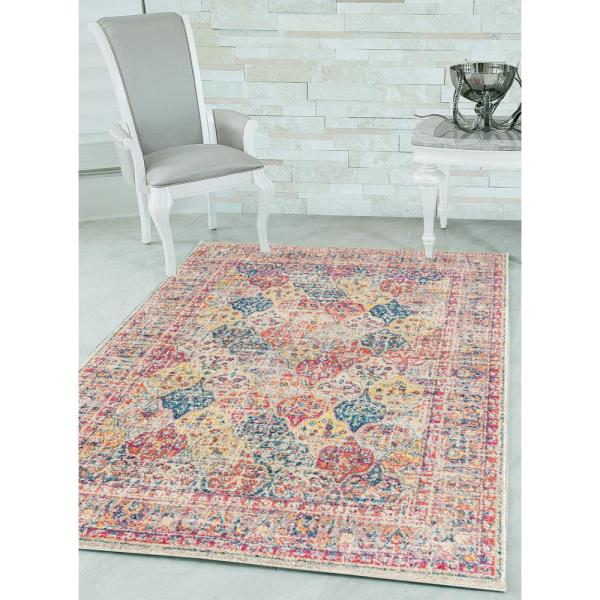 United Weavers Aail Syden Multi 8 Ft