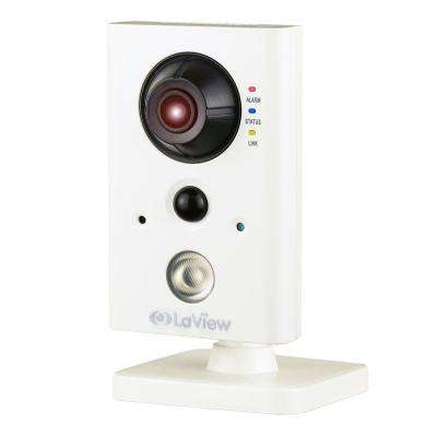 Indoor Bullet 2MP IP Wireless Network Security Camera with Wild Angle Night Camera Baby Pets Monitoring with SD Slot