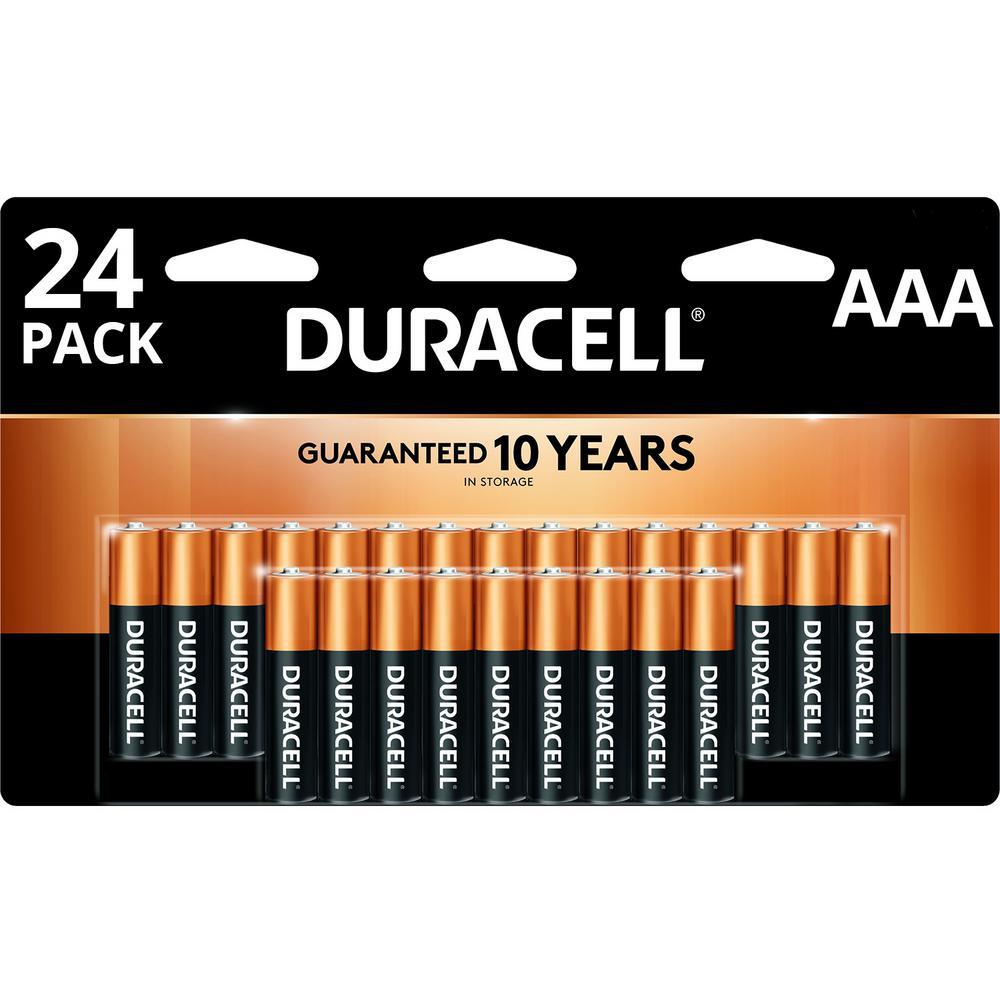 Coppertop AAA Alkaline Battery (24-Pack)