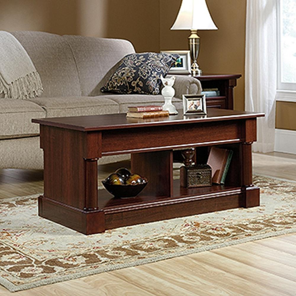 Attrayant SAUDER Palladia Select Cherry Lift Top Coffee Table