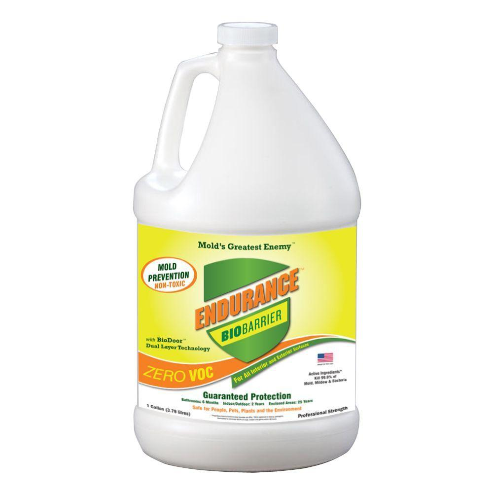 endurance biobarrier 1 gal mold prevention spray ezc 0001