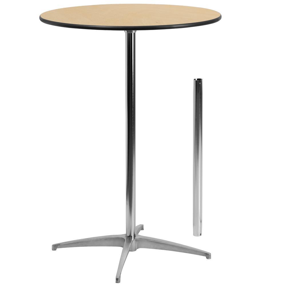 Flash Furniture Natural Dining Table CGA-XF-14583-NA-HD
