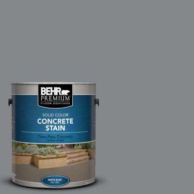 1 gal. #PFC-64 Storm Solid Color Interior/Exterior Concrete Stain
