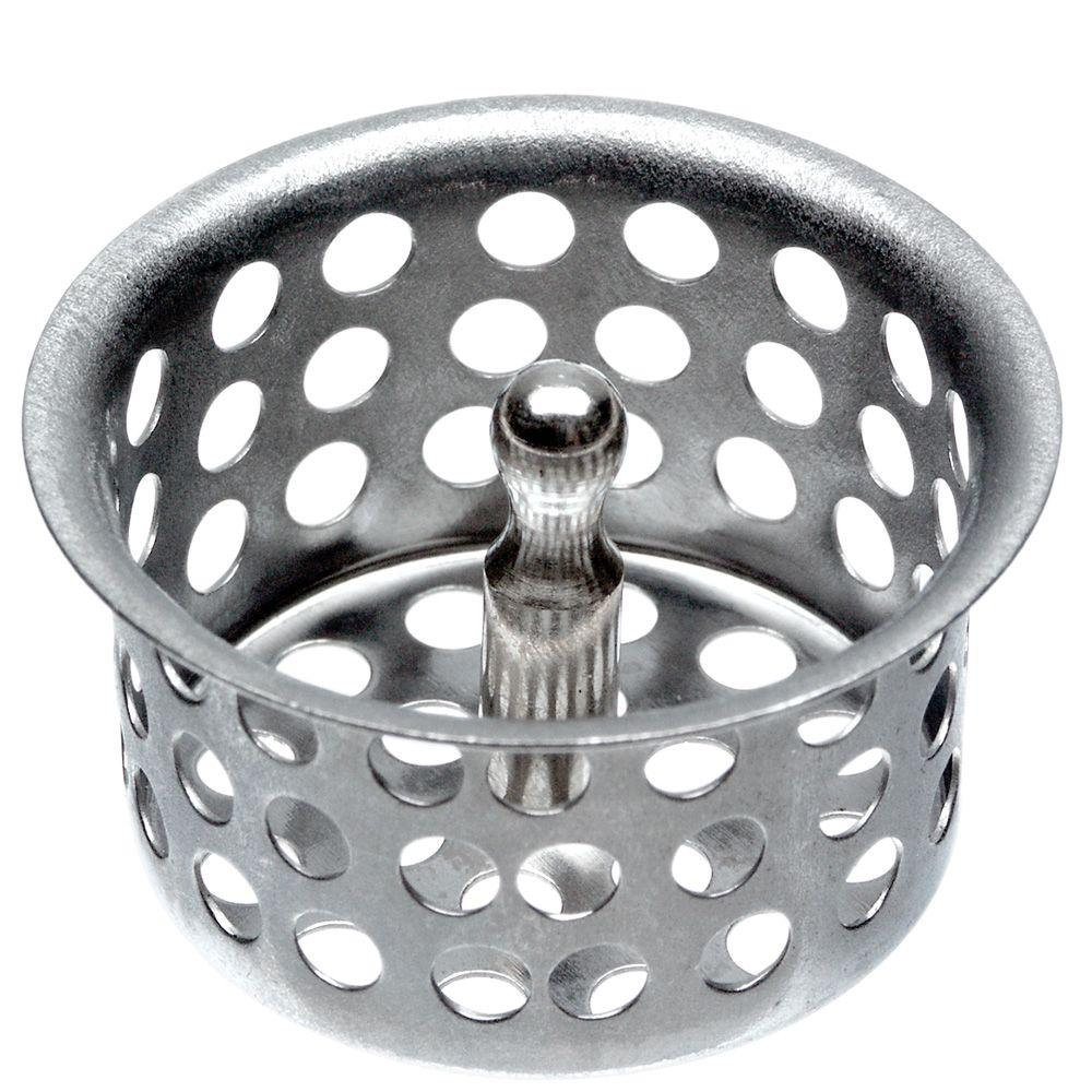 DANCO 1-7/8 in. Basket Strainer with Post