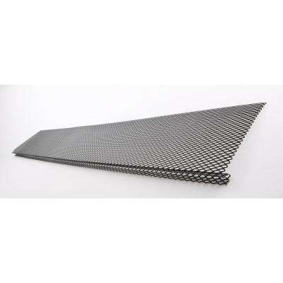 Metal Black Lock-in Gutter Guard