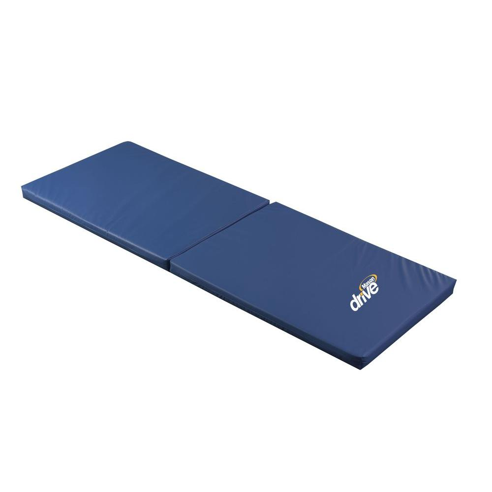24 in. x 2 in. Bi-Fold Safetycare Floor Mat with Masongard