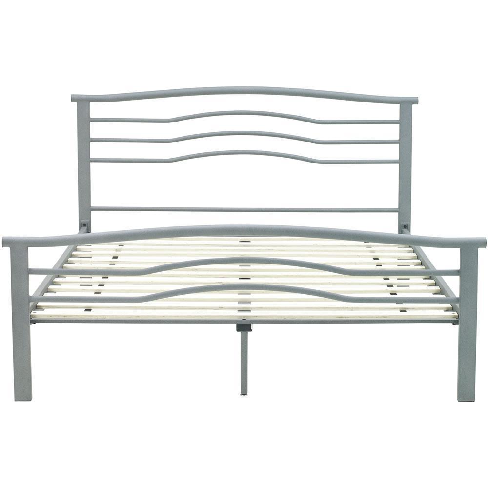 Midtown Metal Queen Platform Bed