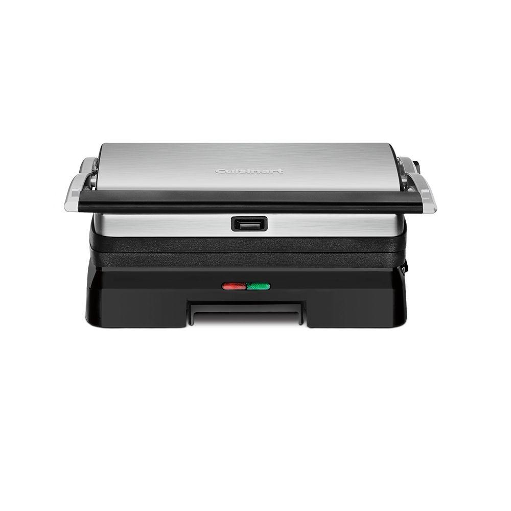 Cuisinart Panini Press, Brushed Stainless Steel