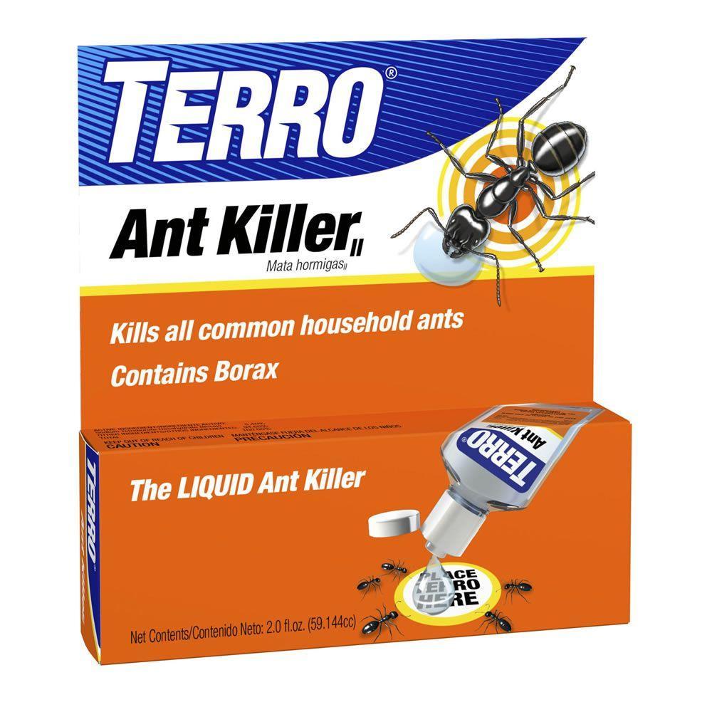2 oz. Indoor Liquid Ant Killer