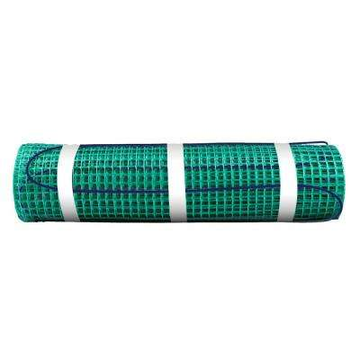 42 ft. x 18 in. 240-Volt TempZone Floor Warming Mat (Covers 63 sq. ft.)