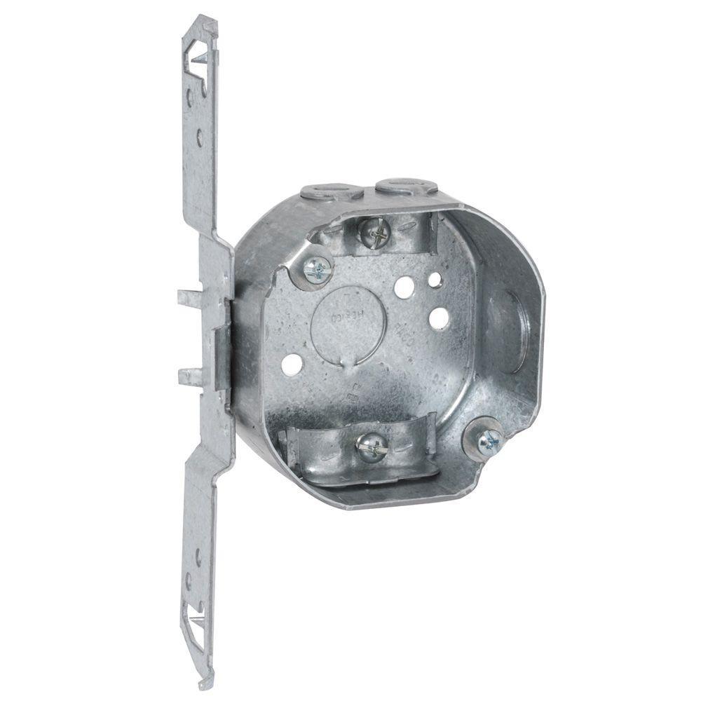 Low voltage box - Boxes & Brackets - Electrical Boxes, Conduit ...