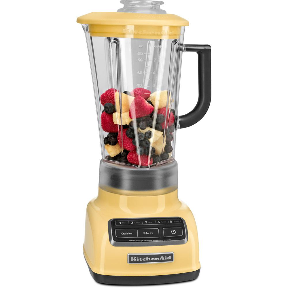Kitchenaid 60 Oz 5 Speed Majestic Yellow Blender Ksb1575my
