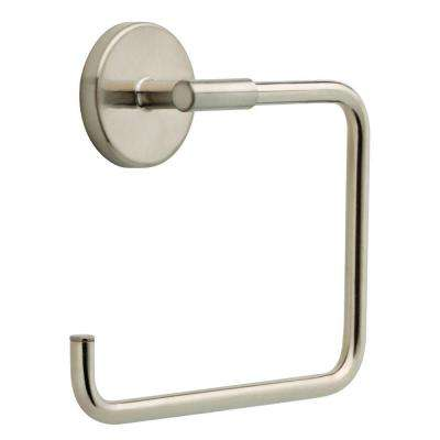 Trinsic Open Towel Ring in Brilliance Stainless