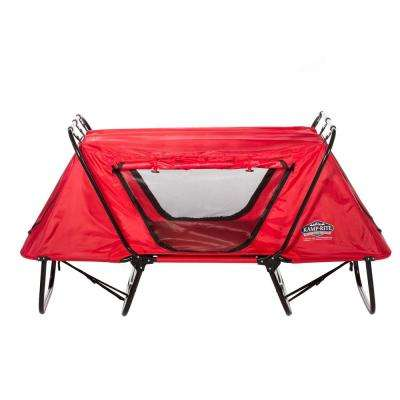 1-Person Kid Cot with Rain Fly