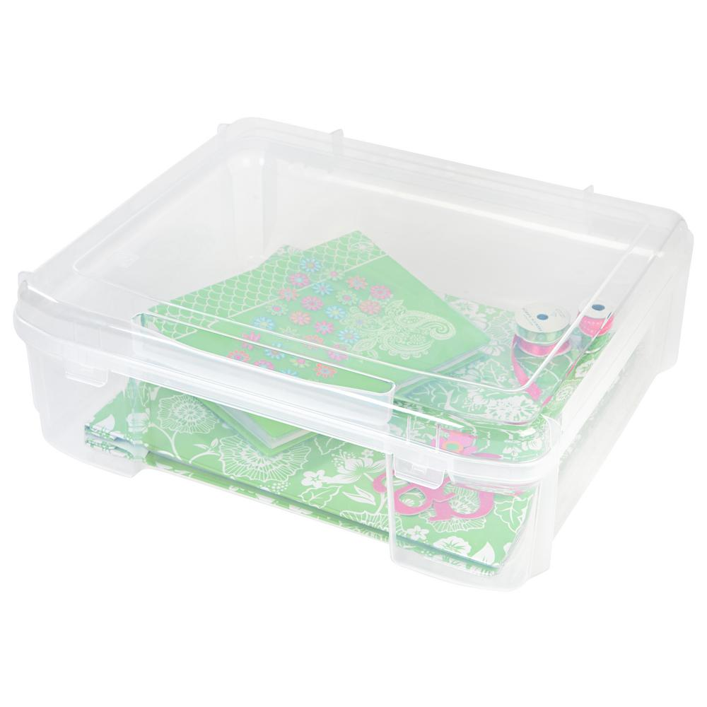 IRIS Portable Project Case for 8 x 8 Paper