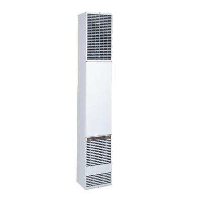 35,000 BTU/Hour Forsaire Counterflow Top-Vent Wall Furnace Natural Gas Heater