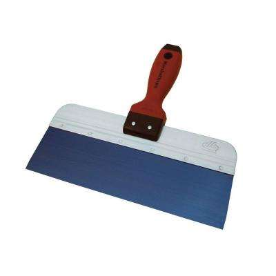 14 in. Blue Steel Tape Knife with DuraSoft Handle