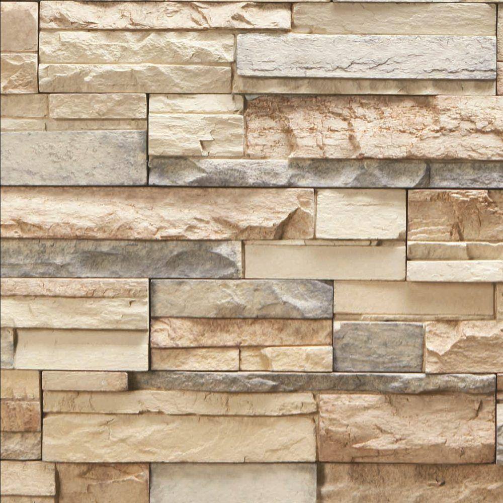 Veneerstone imperial stack stone bristol flats 150 sq ft for Manufactured veneer stone