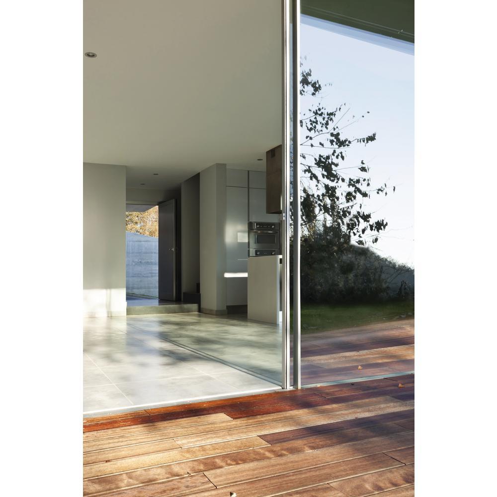 Reflective Screen Foil 17 in. x 39 in. Home Decor Self Adhesive Mirror Effect Privacy Window Film