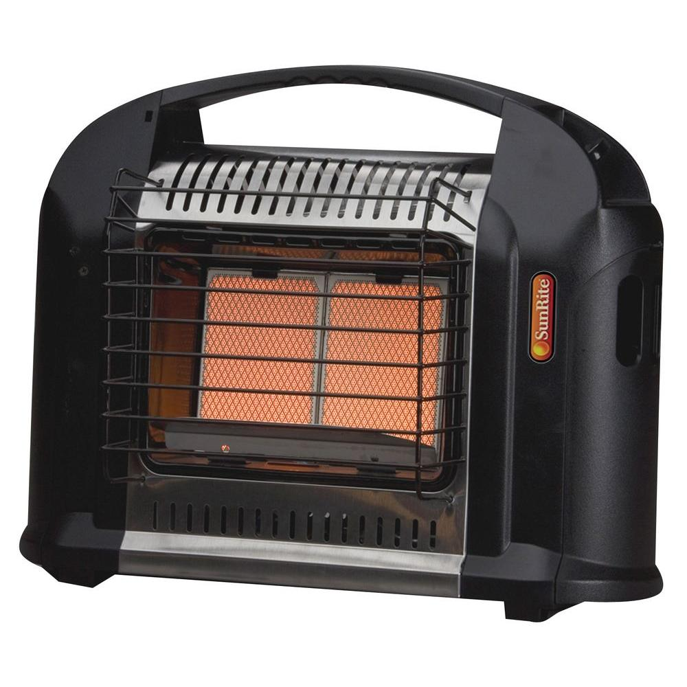 Mr. Heater 16,000 BTU Double Tag-A-Long Unvented Gas Portable Heater -DISCONTINUED