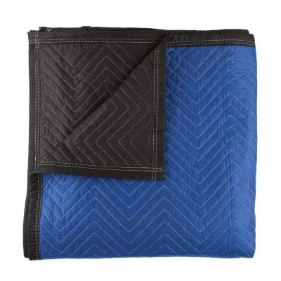 72 in. x 80 in. Non-Woven Padded Moving Blanket