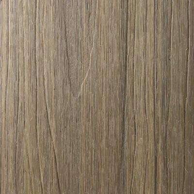 UltraShield Naturale Voyager 1 in. x 6 in. x 1 ft. Roman Antique Hollow Composite Decking Board Sample