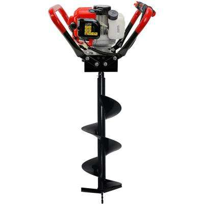 55CC 1-Man Post Hole Digger with 10 in. Bit