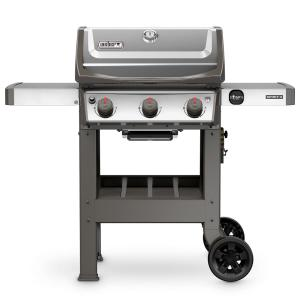 Weber Spirit II S-310 3-Burner Propane Gas Grill Stainless Steel by Weber